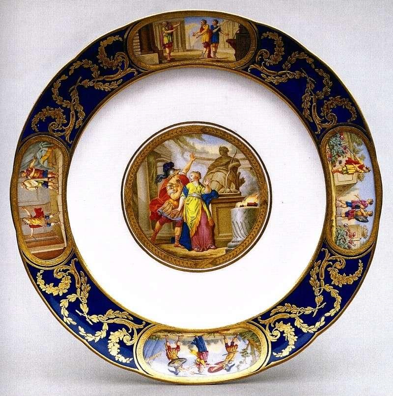 Exposition des Sèvres de la collection royale à Londres 18344210