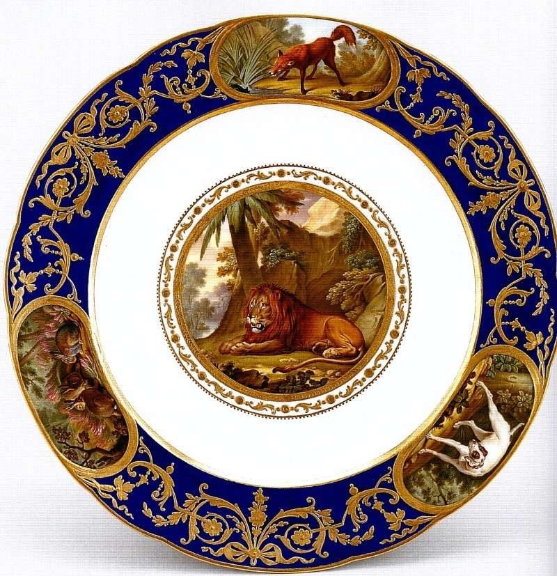 Exposition des Sèvres de la collection royale à Londres 18351510