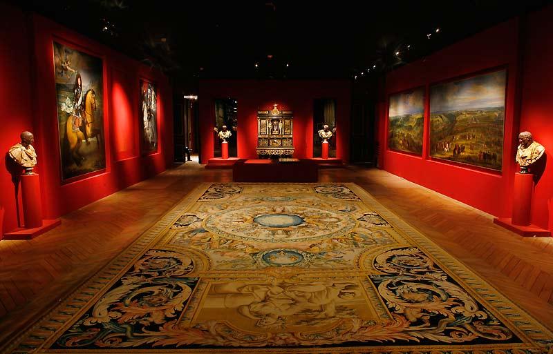 Louis XIV : l'image & le mythe - 2009 20091012