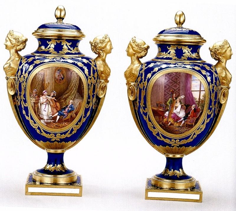 Exposition des Sèvres de la collection royale à Londres 20521210