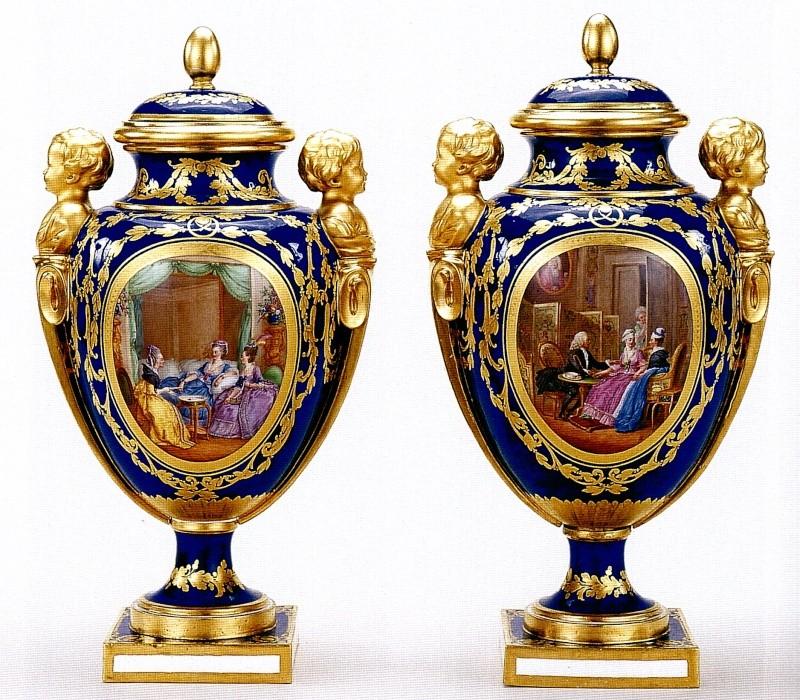 Exposition des Sèvres de la collection royale à Londres 20525711