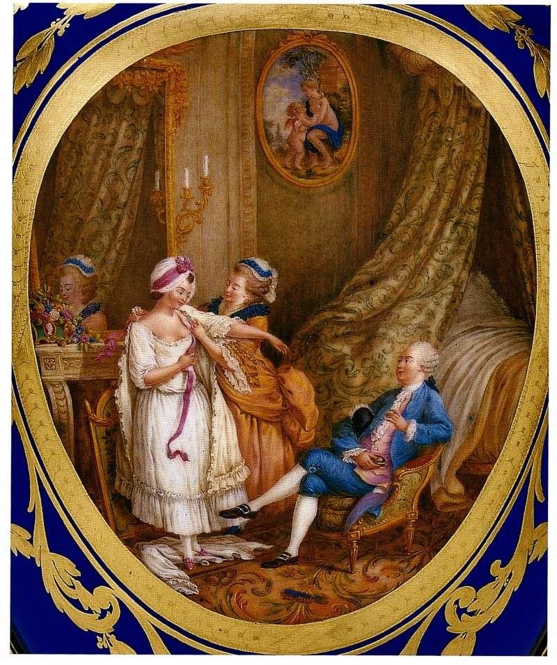 Exposition des Sèvres de la collection royale à Londres 20533410