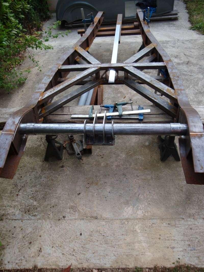 1er chassis realisé Dsc00010