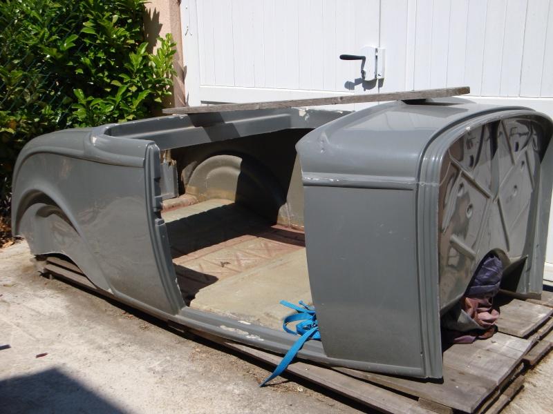 1er chassis realisé Dsc00014
