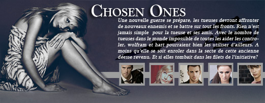 Chosen Ones Barre-10