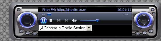 How to listen to Pinoy FM Radio10