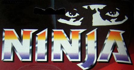NINJA WARRIORS / Ninja  (Hasbro) 1986-1987 Ninjal10