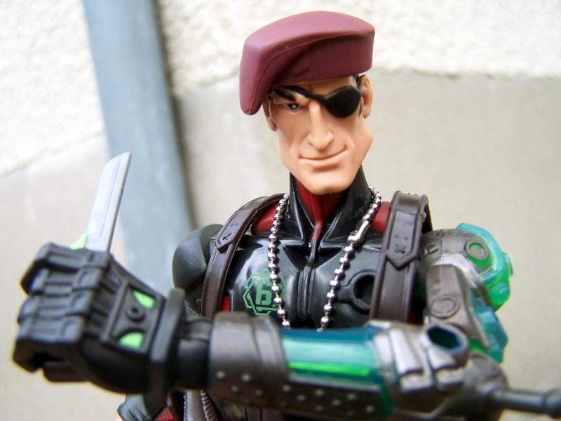 GI Joe Sigma 6 (Hasbro) 2005 Sigma612