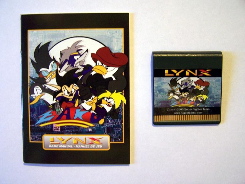 [Console] La LYNX  (Atari)  1989 Zaku0210