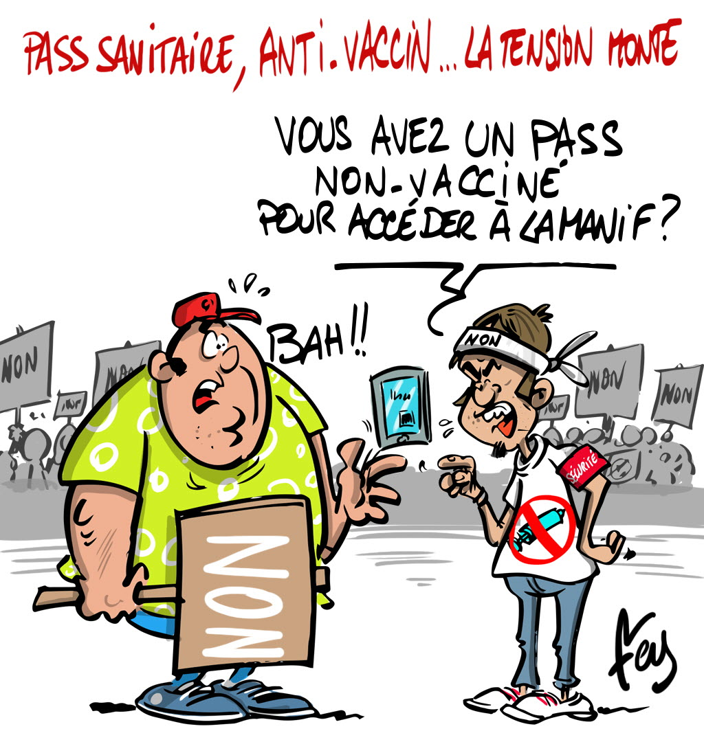 Passe sanitaire ..... - Page 2 Fey-1610
