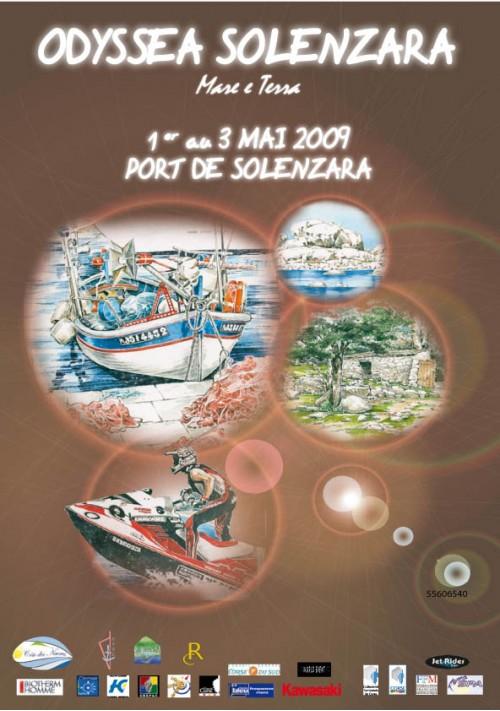 Odyssea Solenzara 2009 Eve110