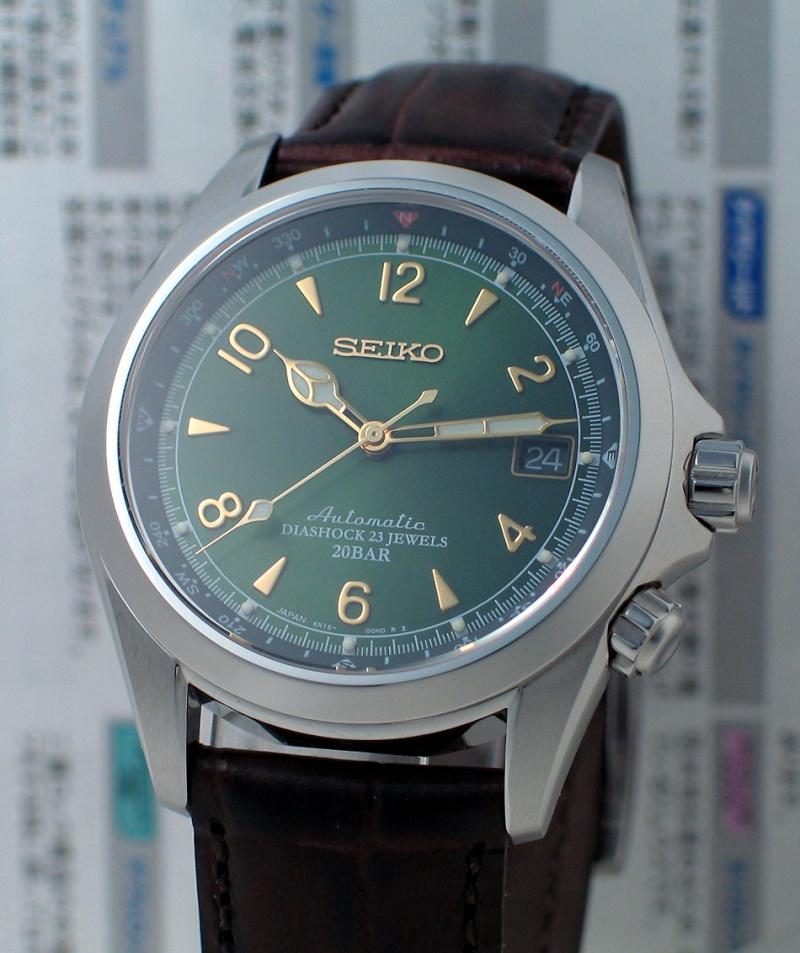Seiko Spirit commandée Sarb0110