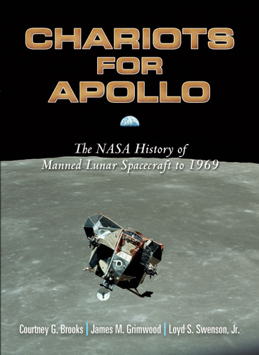 Chariots for  Apollo: The NASA History of Manned Lunar Spacecraft to 1969 Doverp10