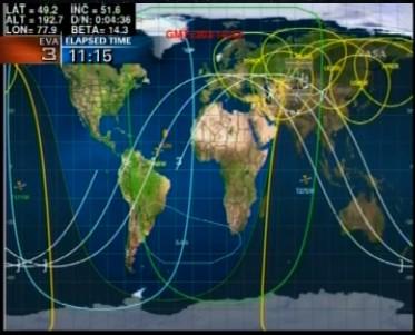 [STS-127: Endeavour] EVA 3 Sans_110