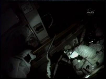 [STS-127: Endeavour] EVA 3 Sans_113