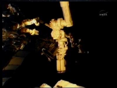 [STS-127: Endeavour] EVA 3 Sans_114