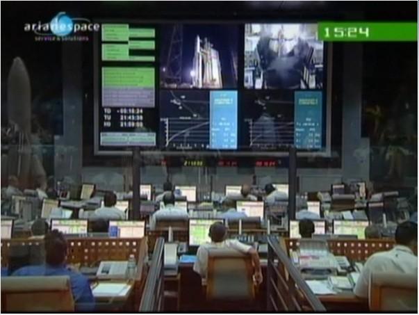 Ariane 5 ECA V191 / Amazonas 2 + COMSATBw-1 (01/10/2009) - Page 3 Sans_151