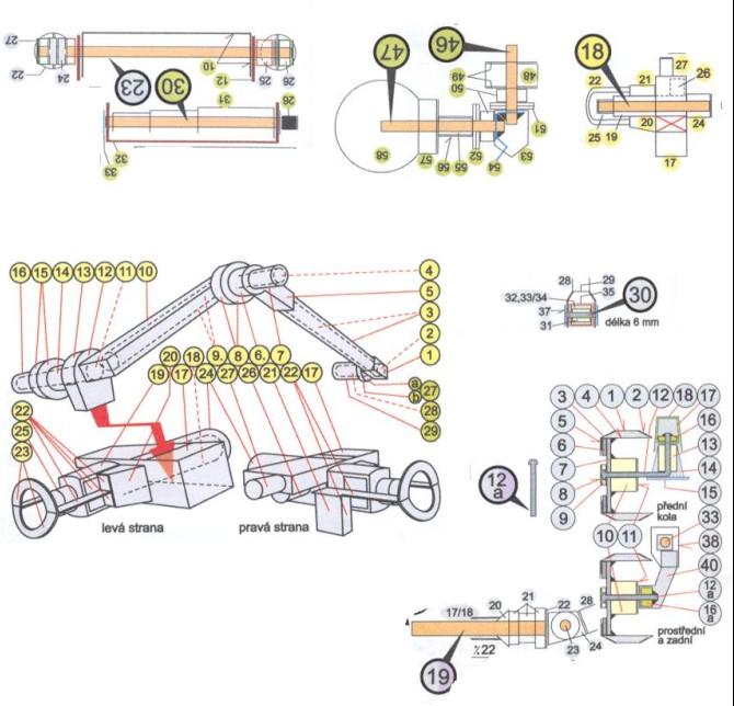 maquette Mars Exploration Rover ech 1/3 - Page 2 Sans_158