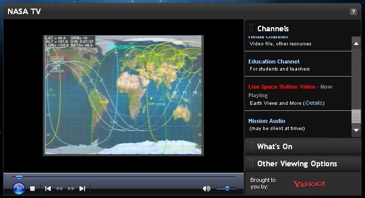 Playlist NASA-TV Sans_t10