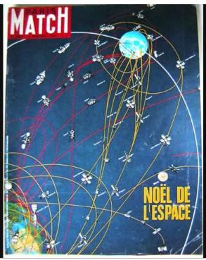 60 ans de Paris-Match / 60 ans de couvertures spatiales Sans_t22