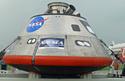 Premiers tests des procédures de récupération en mer d'Orion - Page 2 Orion410