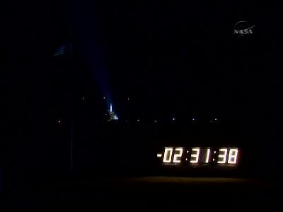 Ares 1-X : suivi du lancement (deuxième tentative le 28/10/2009) Vlcsna41