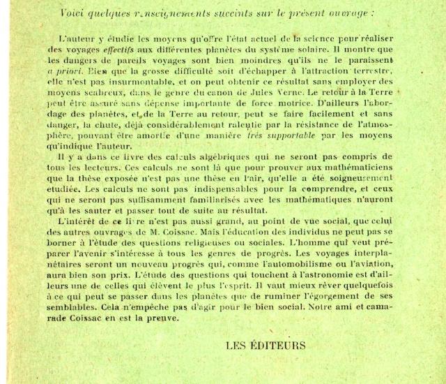 Littérature Spatiale des origines à 1957 Croiss13