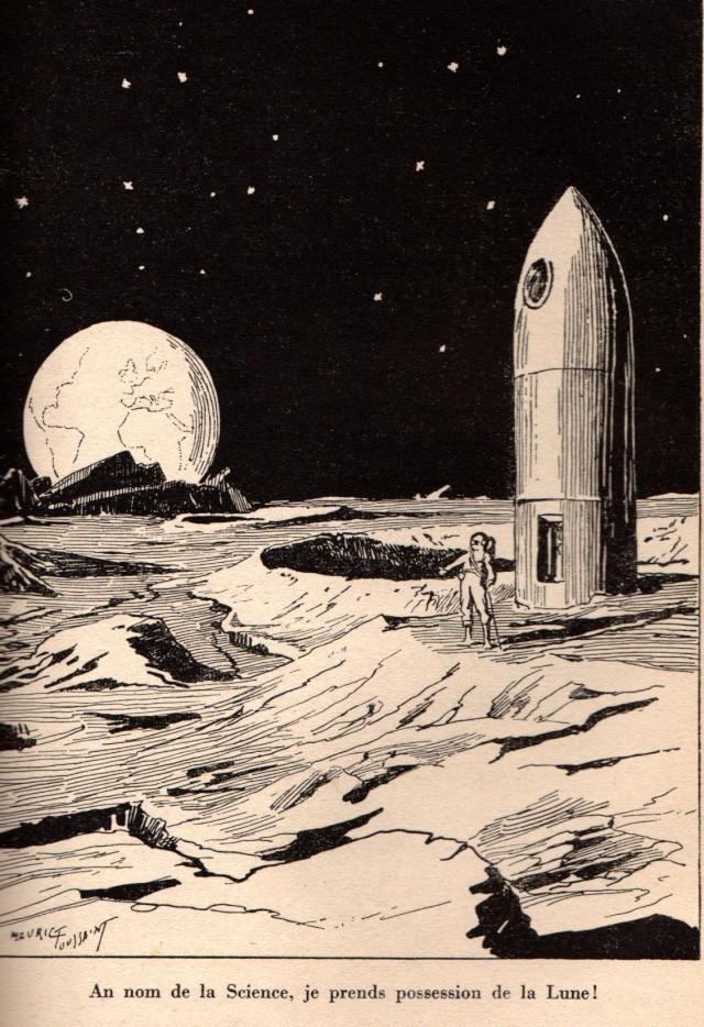 Littérature Spatiale des origines à 1957 Croiss20