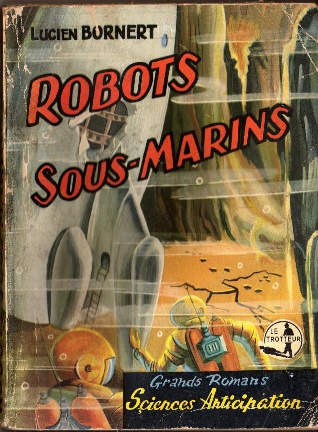 Littérature de science-fiction, passée et actuelle - Page 3 Livre158