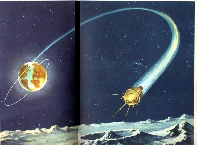 Il y a 50 ans, LUNA 2 Livres53