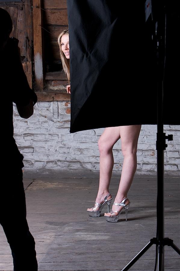 Stage photo studio (portrait et photo de mode) - 8 mars 2009 - les photos d'ambiance Ambian11