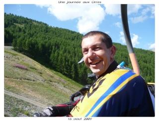 Aout 2009 - Les Orres P1010113