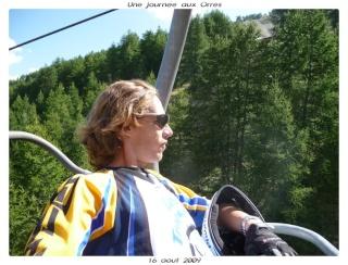 Aout 2009 - Les Orres P1010114