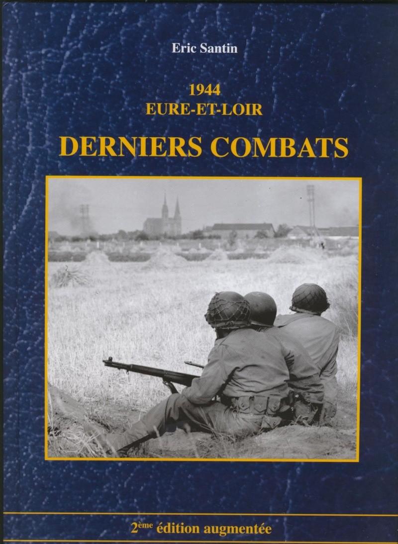 1944. EURE ET LOIR. DERNIERS COMBATS Couver12