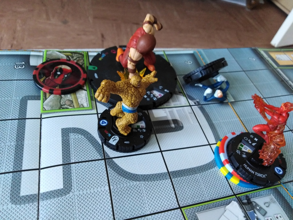 Marvelous cloberrin' day : campagne heroclix. Img_2511