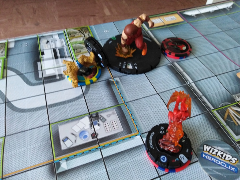 Marvelous cloberrin' day : campagne heroclix. Img_2512