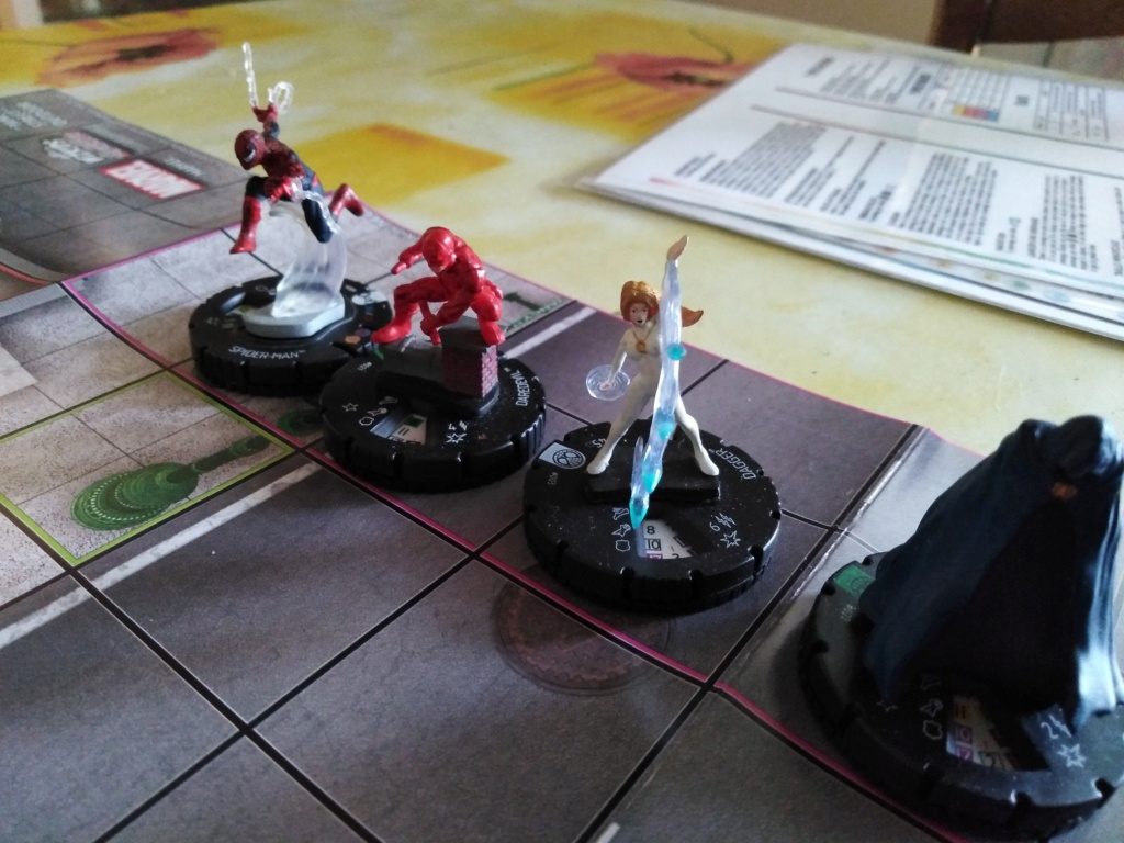 Marvelous cloberrin' day : campagne heroclix. Img_2514