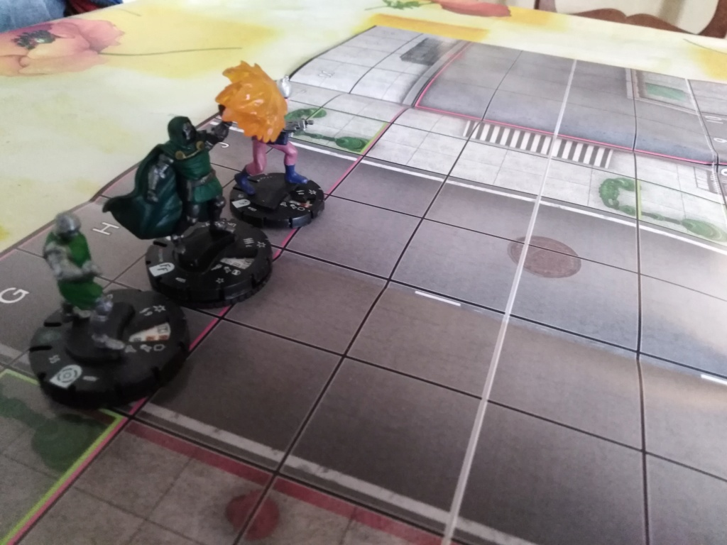 Marvelous cloberrin' day : campagne heroclix. Img_2515