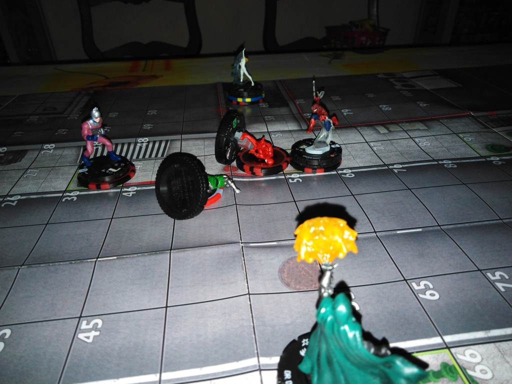 Marvelous cloberrin' day : campagne heroclix. Img_2516