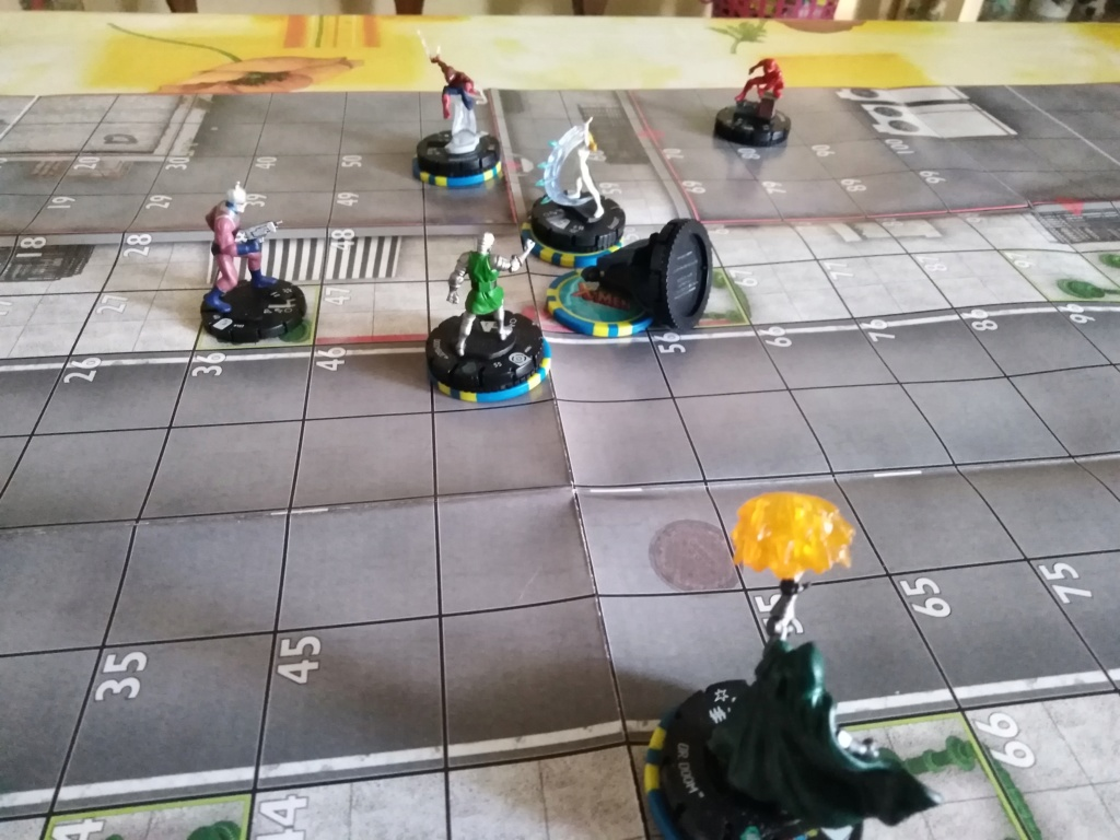 Marvelous cloberrin' day : campagne heroclix. Img_2517