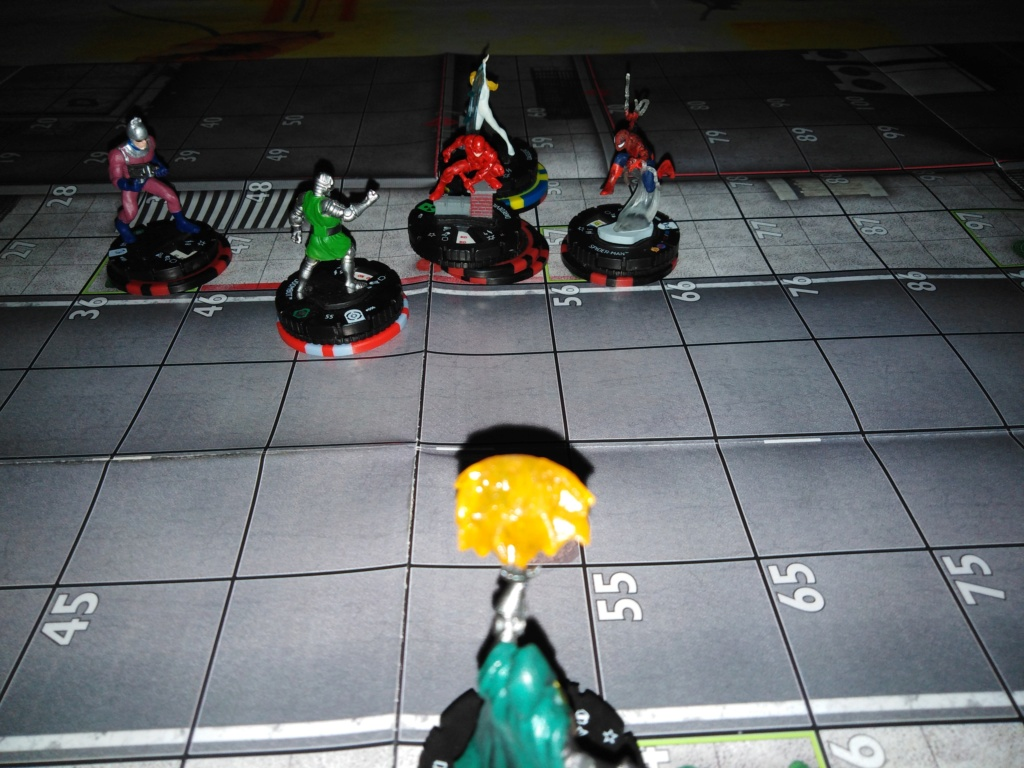 Marvelous cloberrin' day : campagne heroclix. Img_2518