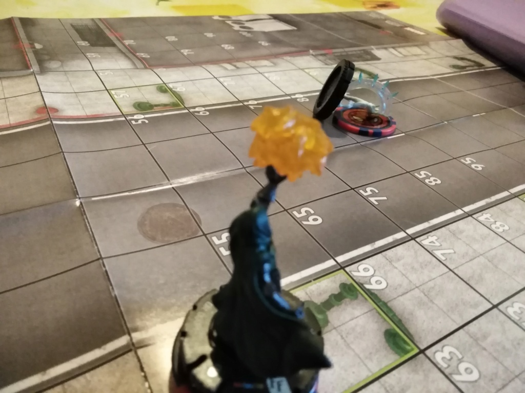 Marvelous cloberrin' day : campagne heroclix. Img_2519