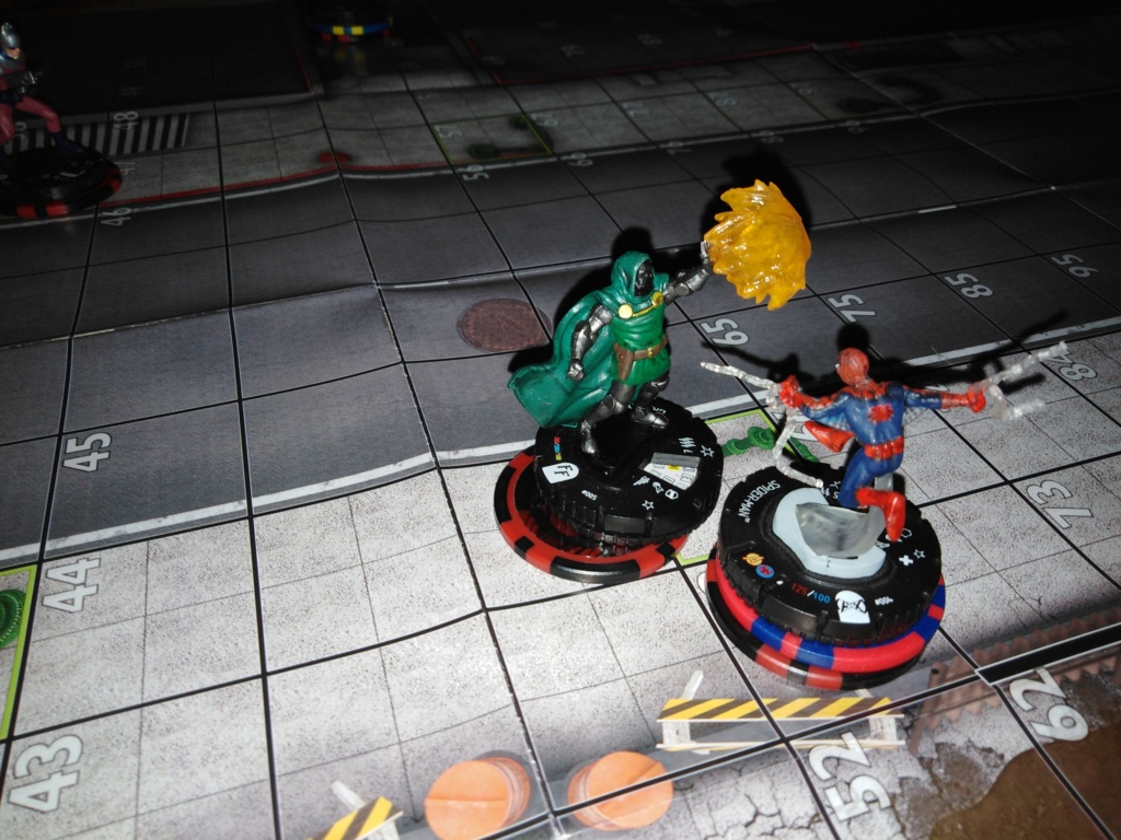 Marvelous cloberrin' day : campagne heroclix. Img_2520