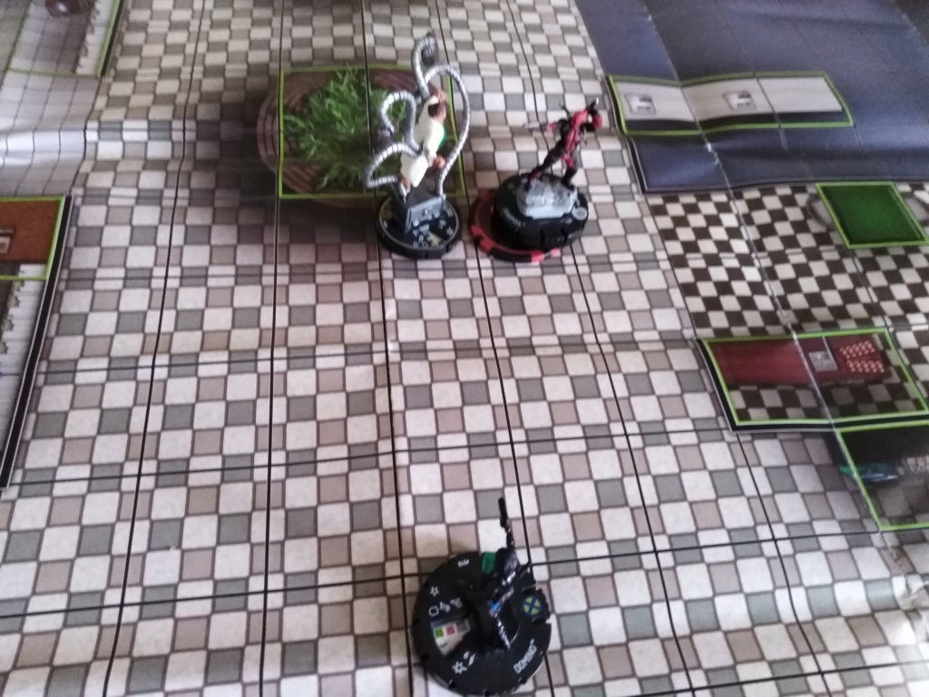 Marvelous cloberrin' day : campagne heroclix. Img_2529