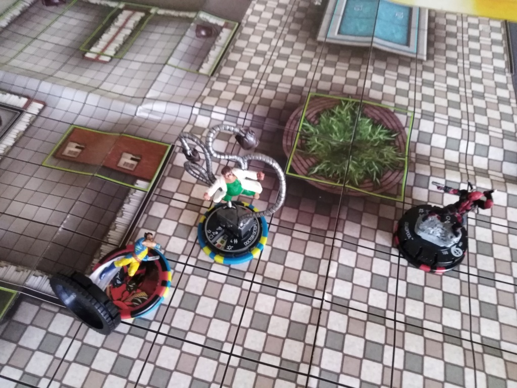 Marvelous cloberrin' day : campagne heroclix. Img_2530