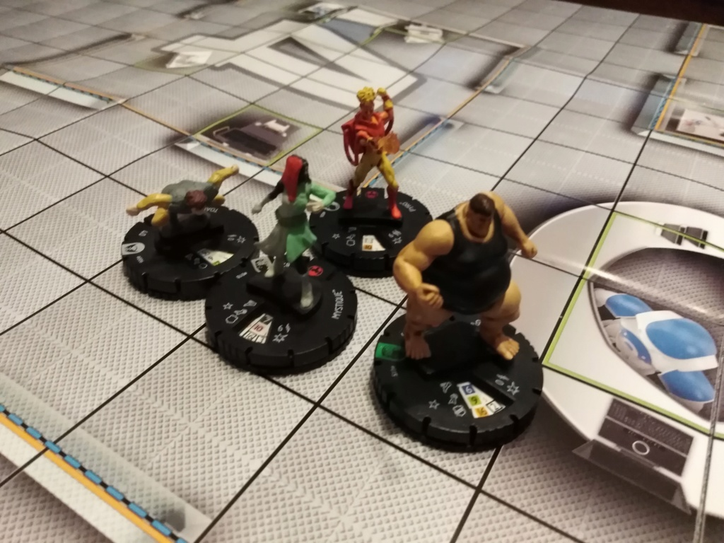 Marvelous cloberrin' day : campagne heroclix. - Page 3 Img_2557