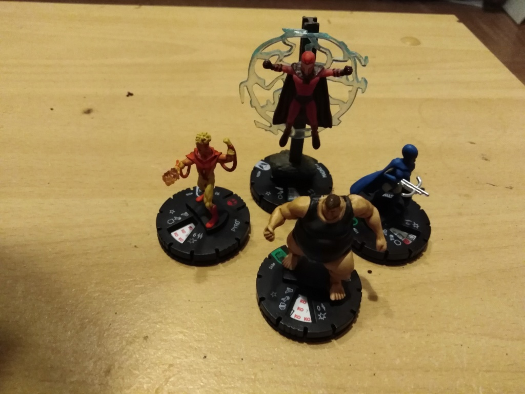 Marvelous cloberrin' day : campagne heroclix. - Page 3 Img_2565