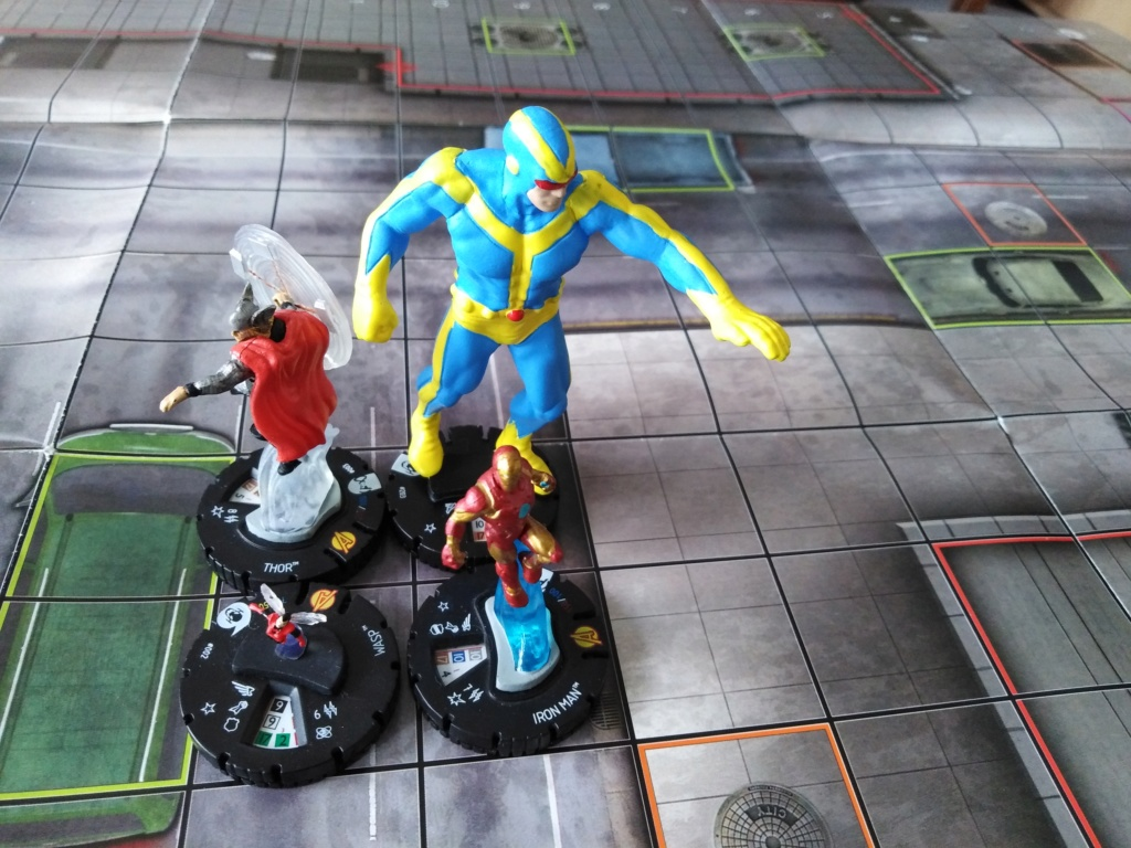 Marvelous cloberrin' day : campagne heroclix. - Page 3 Img_2582