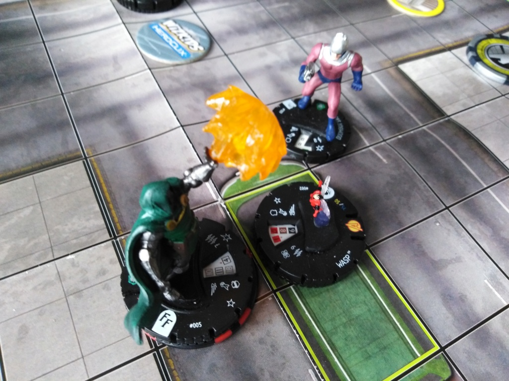 Marvelous cloberrin' day : campagne heroclix. - Page 4 Img_2592