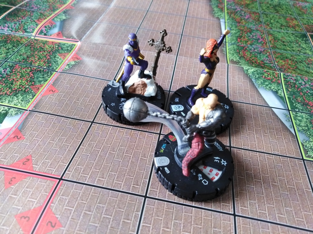 Marvelous cloberrin' day : campagne heroclix. - Page 4 Img_2594
